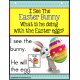 EASTER BUNNY - Building Sentences with Verbs for Special Education