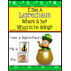 Autism - Build A Sentence with Pictures Interactive - LEPRECHAUN