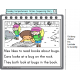 Story Sequencing with Pictures and Text BEGINNING READERS with DATA/IEP Goals for Autism and Special Education