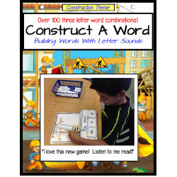 Special Education: Visual Interactive Reading for Beginning Readers