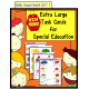 Special Education Extra-Large Visual TASK CARD Assortment
