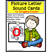 Letter Sounds for Visual Learners