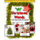 WH Christmas Words Flashcards