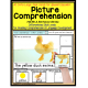 Picture Comprehension LARGE TASK CARDS Sentence Building and Language for Autism