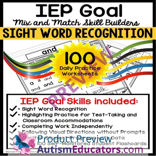 iep goals for writing skills Writing iep goals by: learn how to write individualized education plan (iep) goals that before you can develop measurable iep goals, the child's skills must.