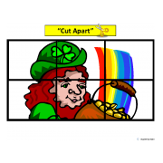 St. Patrick's Day Simple Puzzles
