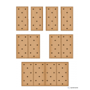 """Smores"" Fraction Squares for Autism"