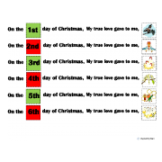 Twelve Days of Christmas for Autism