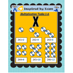 Multiplication Tasks for Autism