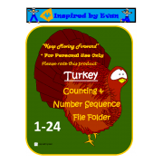 Turkey Counting and Number Sequence