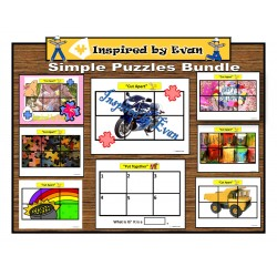 Simple Puzzles Bundle