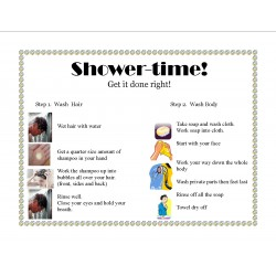 Social Tale - In Shower Reminder