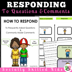 Responding To Frequent Questions and Common Responses