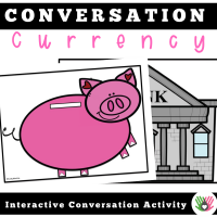 Conversation Activities And Visual Supports