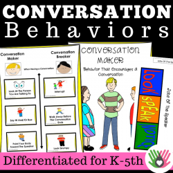 Conversation Behaviors