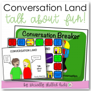 Conversation Board Games || Social Skills Activity