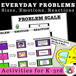Everyday Problems || Sizes, Emotions, Reactions