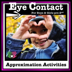 Eye Contact Approximation Activities