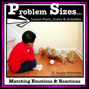 Problem Sizes, Emotions and Reactions