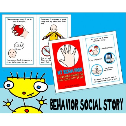 HURTFUL BEHAVIORS SOCIAL SKILLS STORY