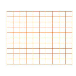 File Folder Activity Sequence Numbers 1-100 (Orange)