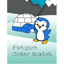 FREE Penguin Color Match