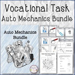 Vocational Task Auto Mechanics