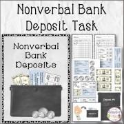 Nonverbal Bank Deposit Task