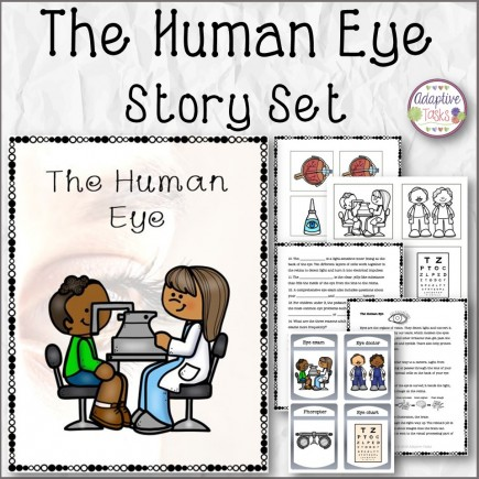 The Human Eye Story Set