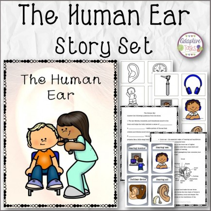The Human Ear Story Set