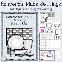 Nonverbal Place Setting Assembly Task