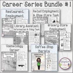 Career Series Bundle #1