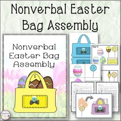 Nonverbal Easter Bag Assembly
