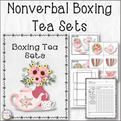Nonverbal Boxing Tea Sets