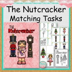 The Nutcracker Matching Tasks