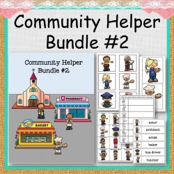 Community Helpers #2