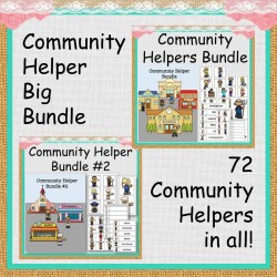 Community Helpers Big Bundle