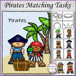 Pirates Matching Tasks