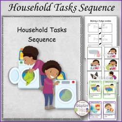 Household Tasks Sequencing