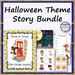 Halloween Theme Story Bundle