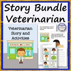 Story Bundle Veterinarian