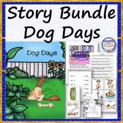 STORY BUNDLE Dog Days