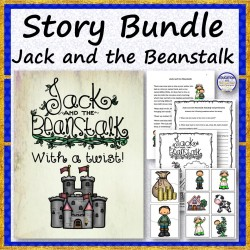 STORY BUNDLE Jack and the Beanstalk
