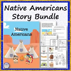 Native Americans Story Bundle