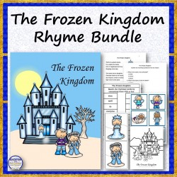 The Frozen Kingdom Rhyme Bundle