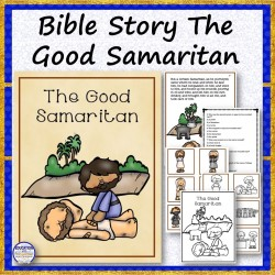 Bible Story The Good Samaritan