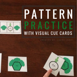 Patterning Practice