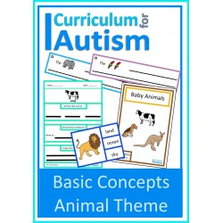 Basic Concepts Animal Theme