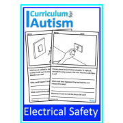 Electrical Safety Life Skills Worksheets