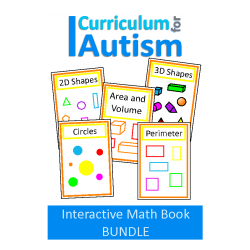 Math Interactive Books Discounted BUNDLE